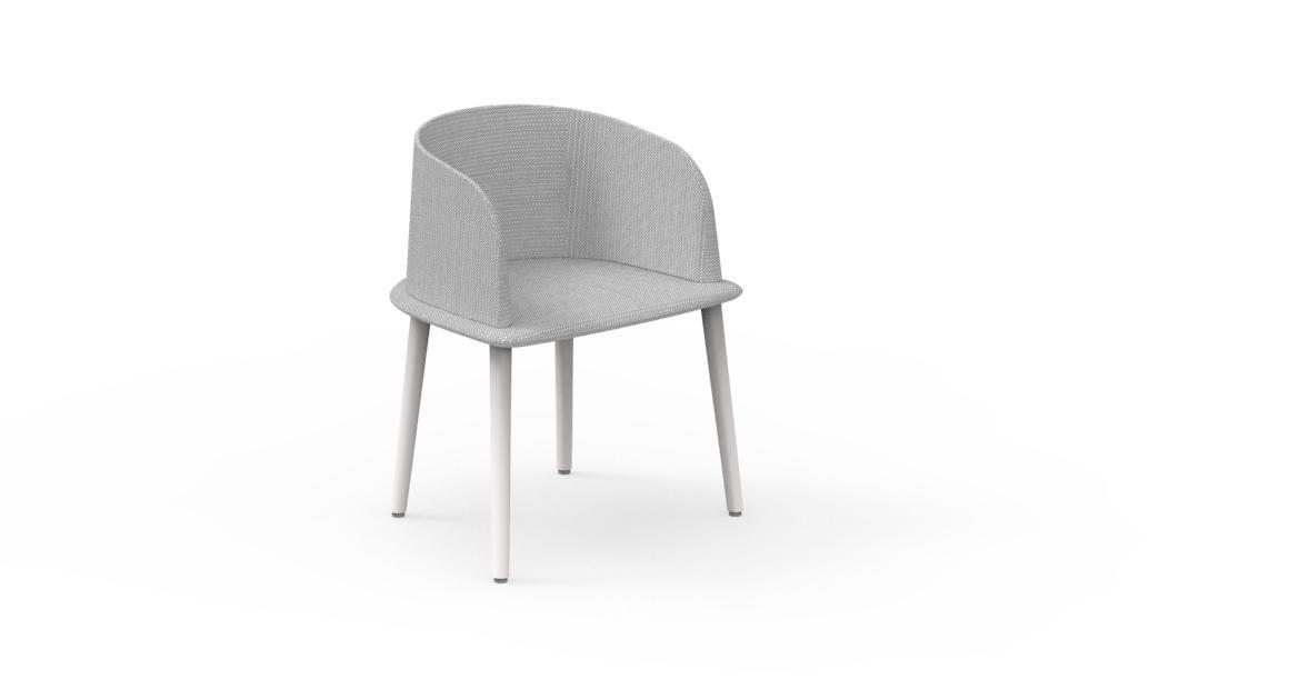 Cleo//Alu Stuhl für den Essbereich