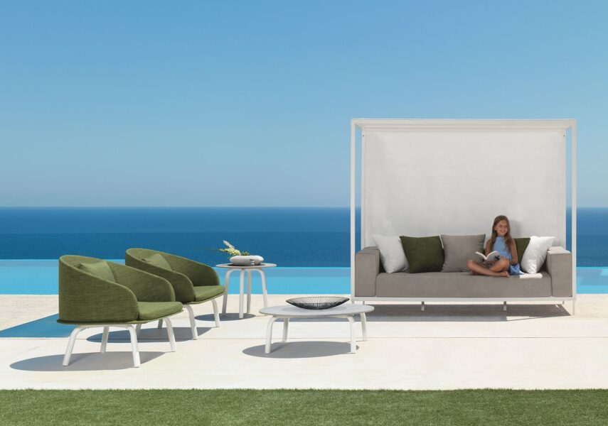 Cleo//Alu Daybed 3