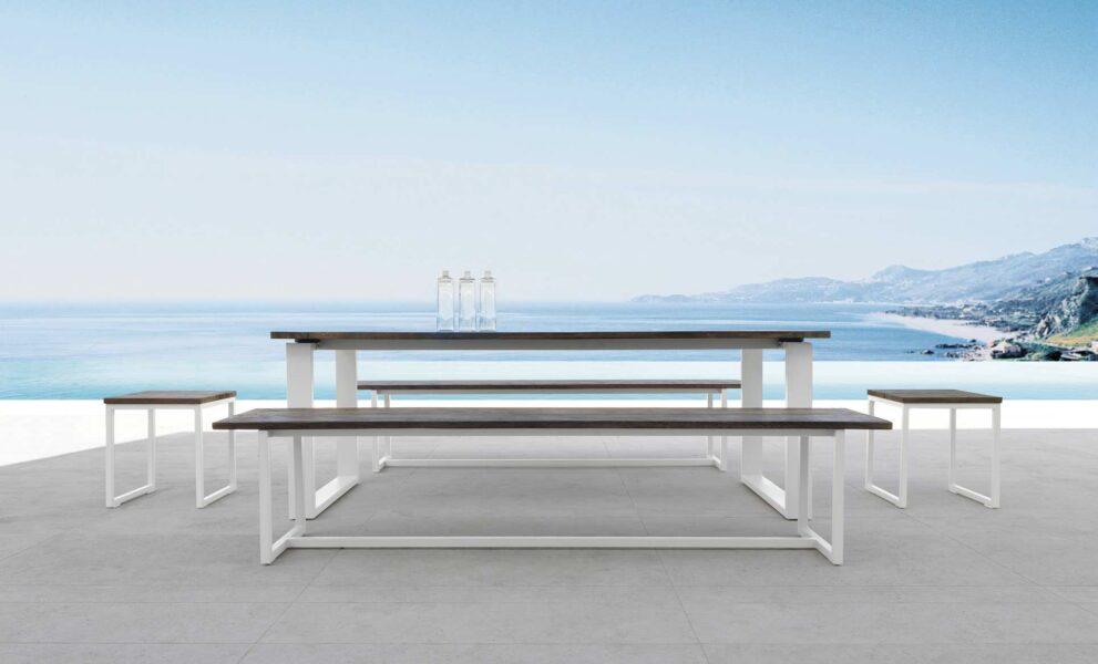 Essence Inox Tisch 220×92 3