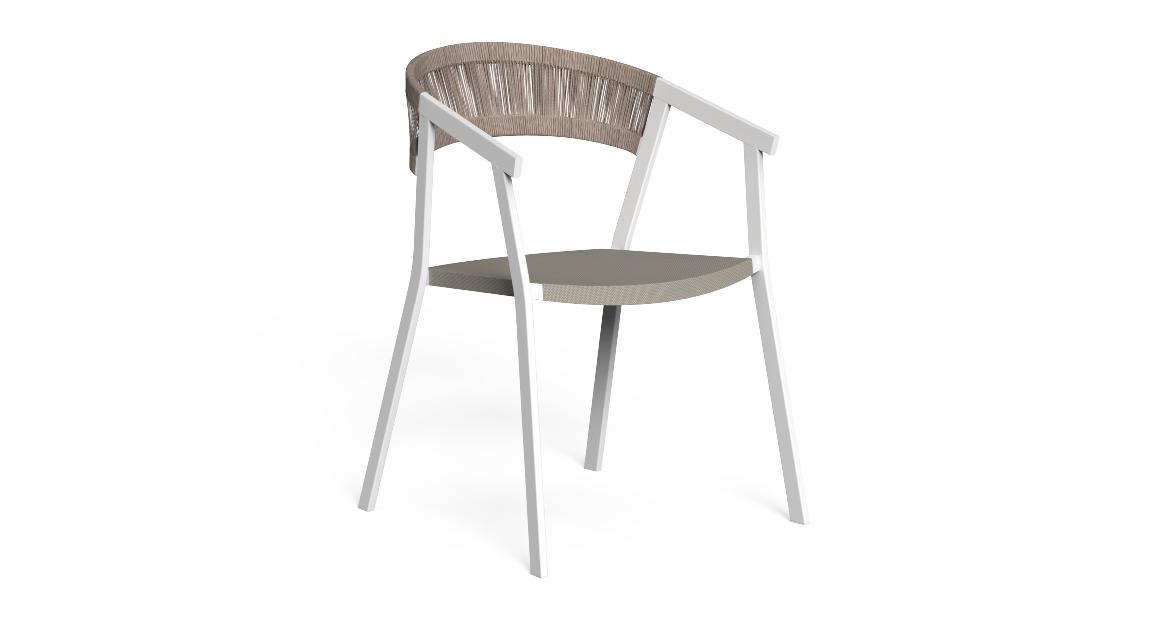 Key Sessel für den Essbereich