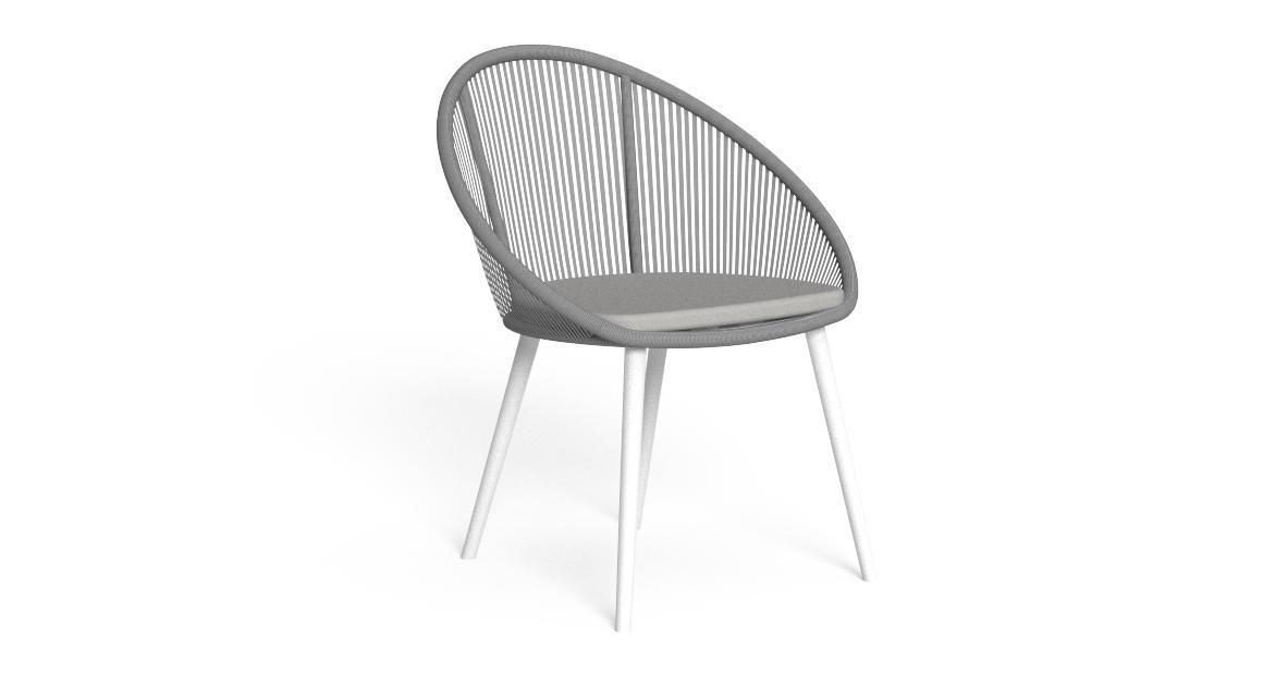 Rope Sessel für den Essbereich
