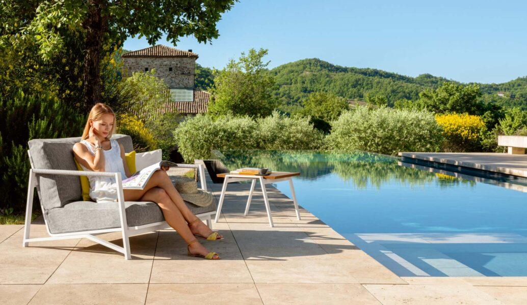 Cottage Luxury 2-Sitzer-Sofa 4