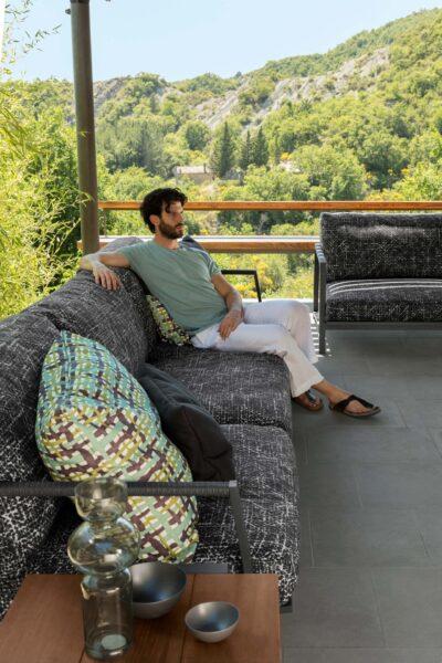 Cottage Luxury 2-Sitzer-Sofa 1