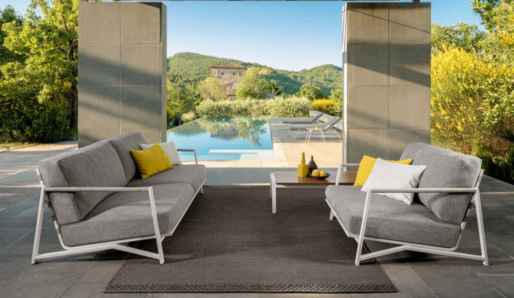 Cottage Luxury 2-Sitzer-Sofa 3