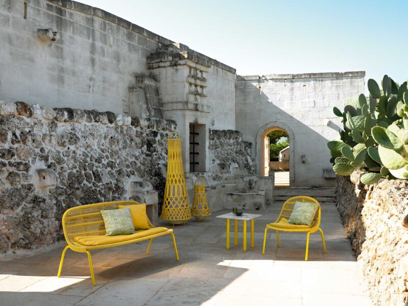 Panama Sofa Love Seat 2