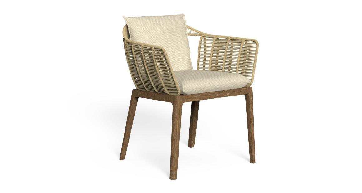 Cruise//Teak Stuhl für den Essbereich