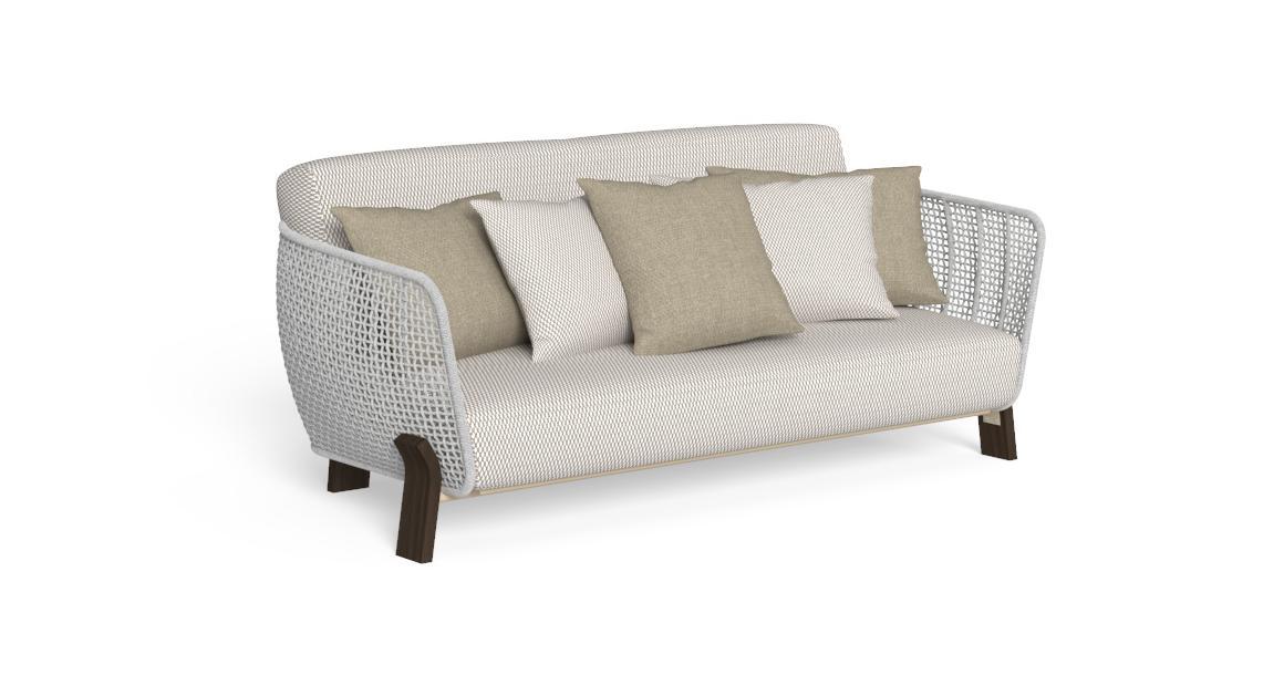 Argo//Wood Sofa Love Seat