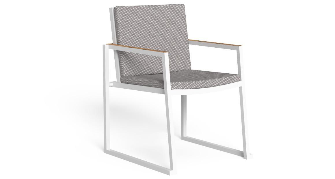 Alabama//Alu Sessel für den Essbereich