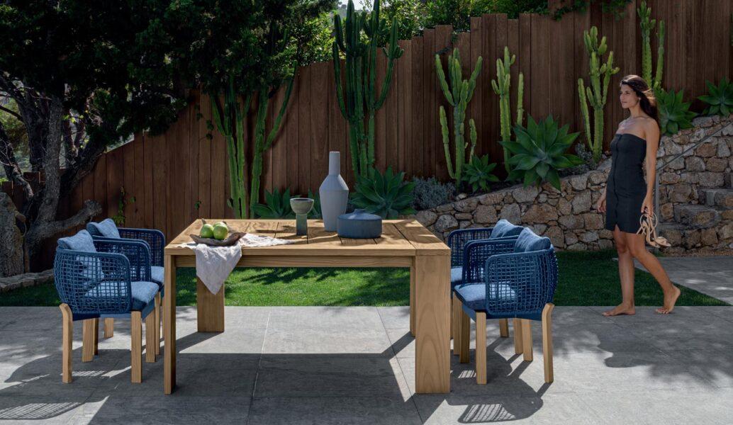 Argo//Wood Sessel für den Essbereich 1