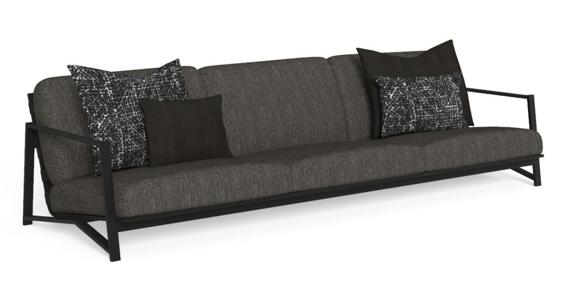 Cottage Luxury 3-Sitzer-Sofa