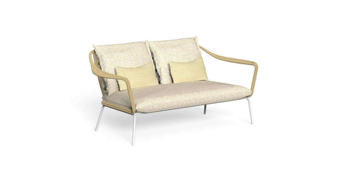 Cruise//alu Sofa Love Seat
