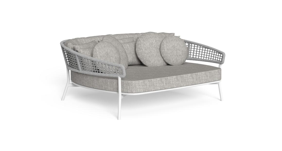 Moon/Alu Daybed