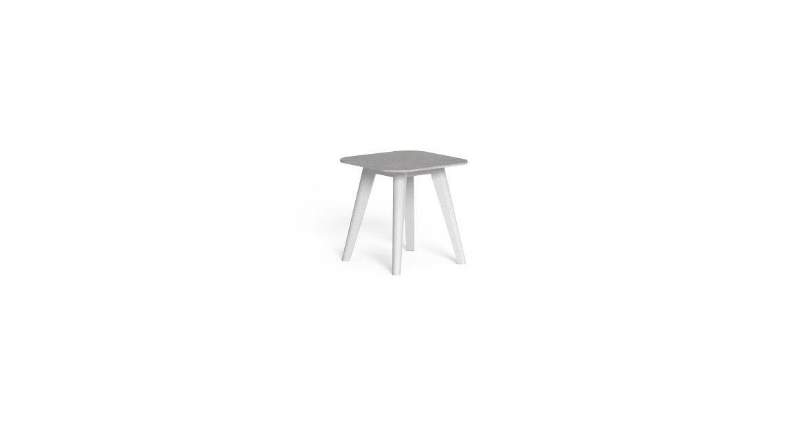 Moon/Alu kleiner Tisch