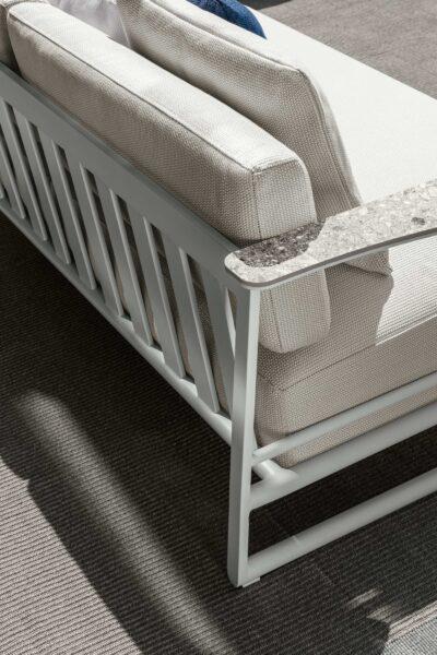 Riviera 2-Sitzer-Sofa 1