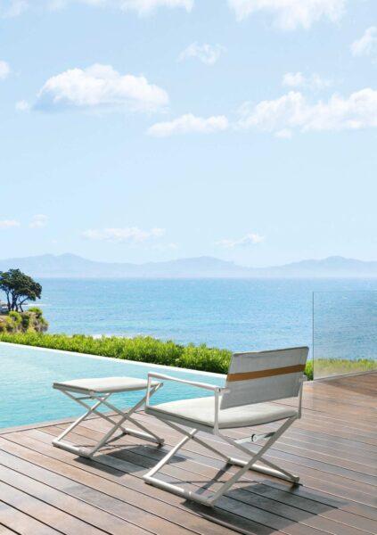 Riviera Lounge-Regiesessel 1