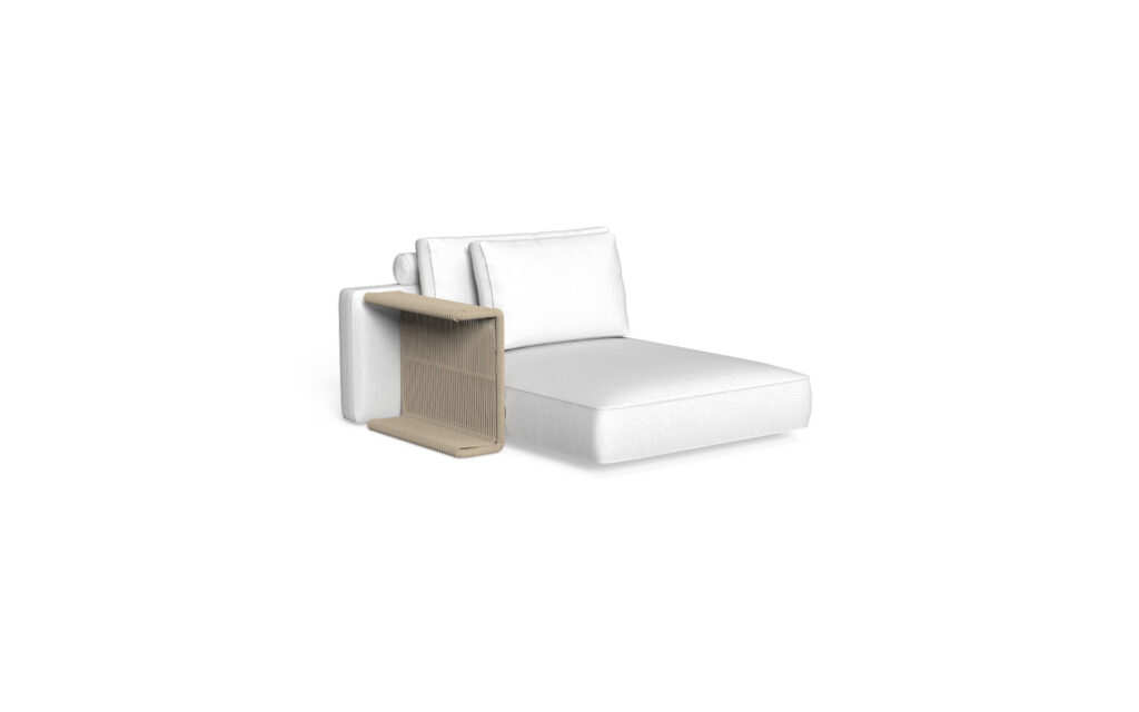 sofa lounge xl dx backrest fabric