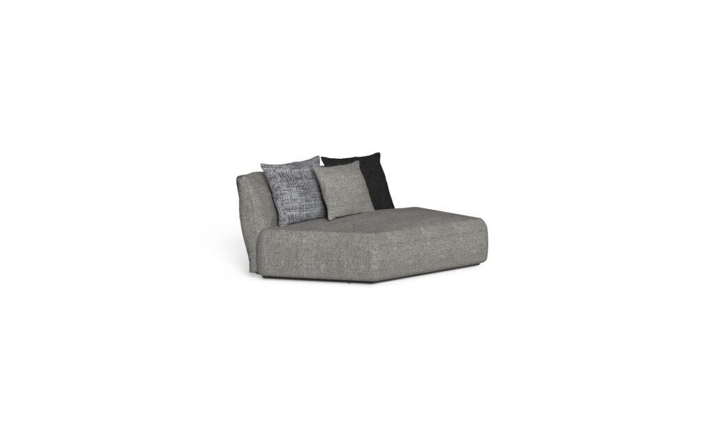 sofa oblique end sx