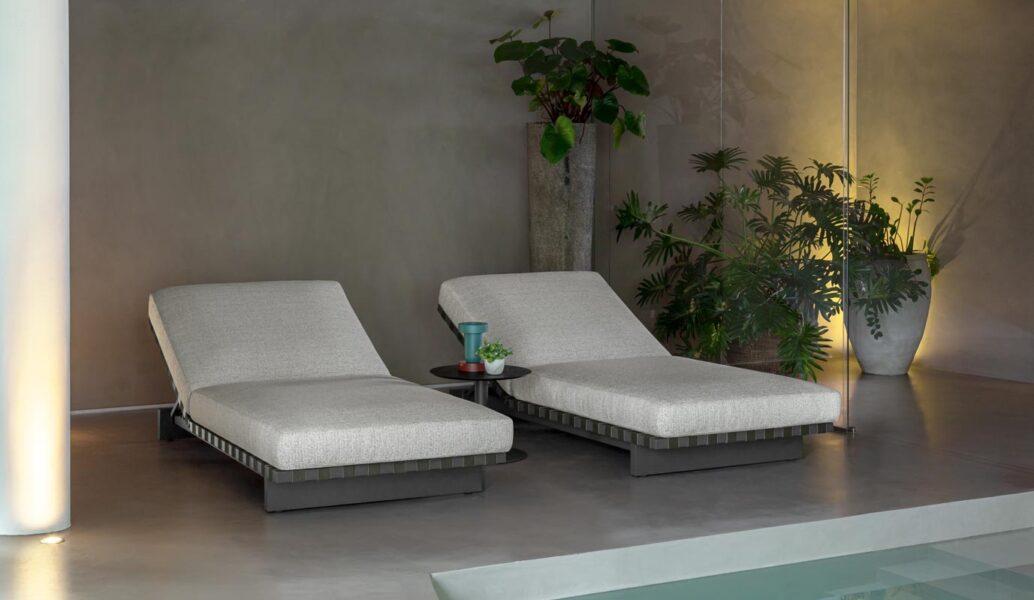 Argo//Alu Lounge Sessel 6