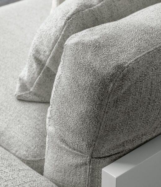 Argo//Alu 3 Sitzer Sofa 3