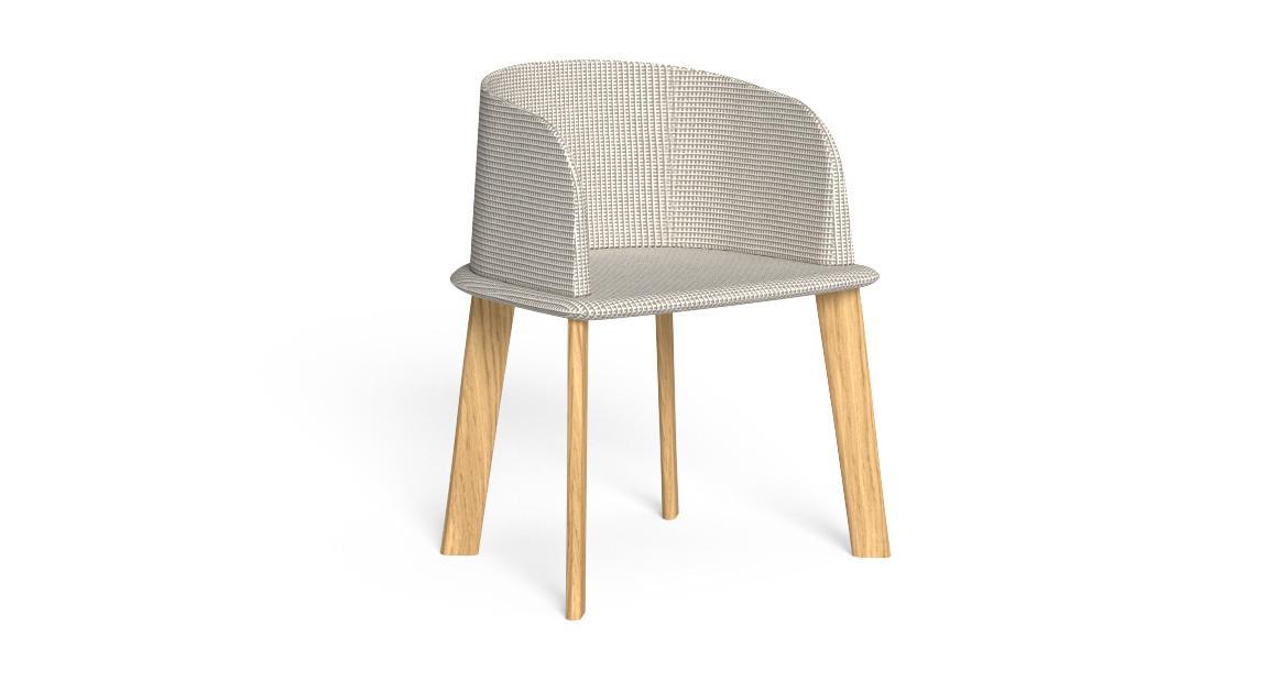 CleoSoft//Wood Armlehnstuhl