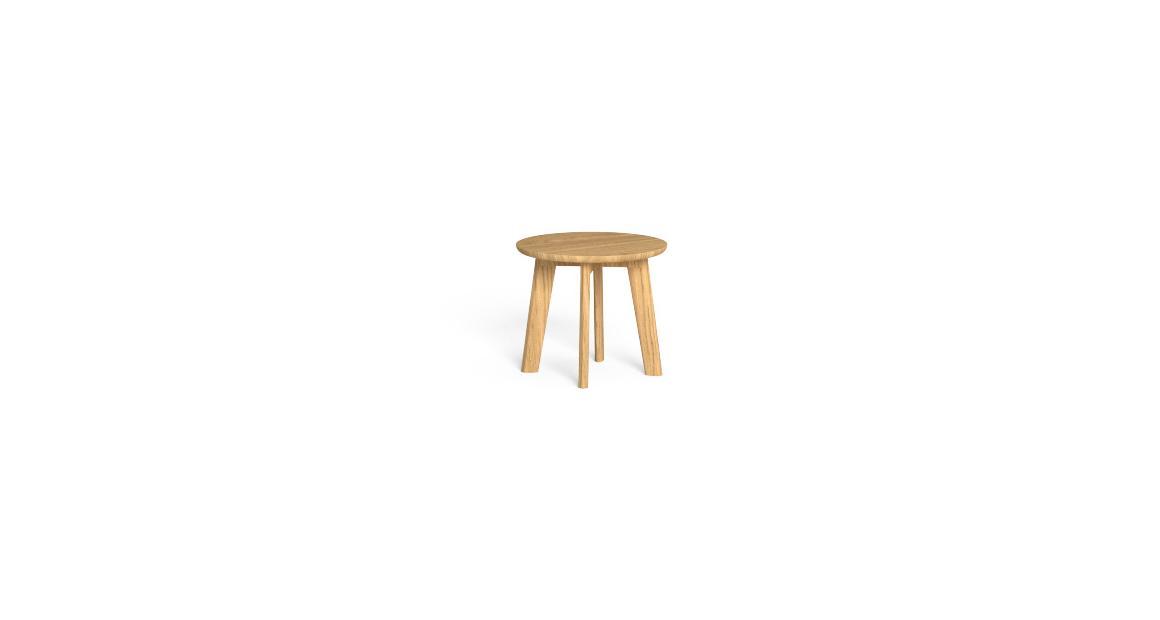 CleoSoft//Wood Side table