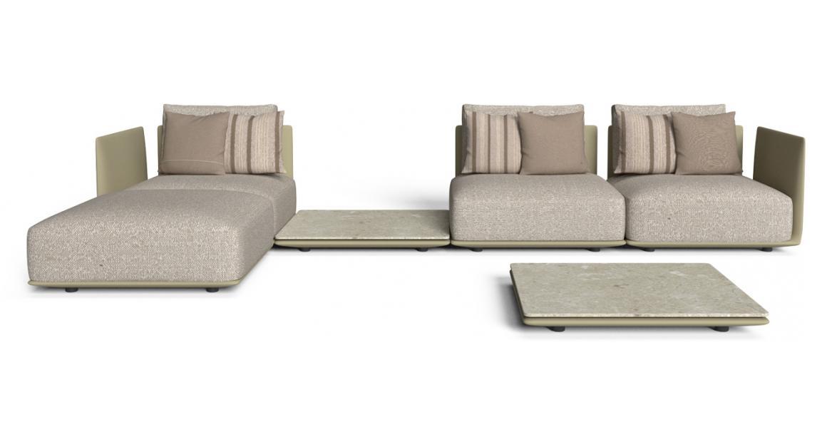 Malè Modulare Sofa